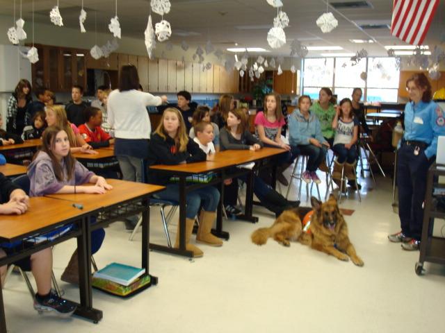 Highland 7th Grade Presentation